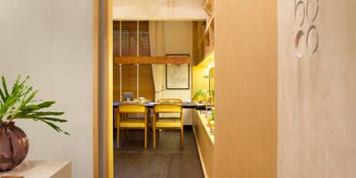 Projekty,  Domowe biuro i gabinet zaprojektowane przez BC Arquitetos