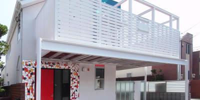 音楽家の家「Casa Felice」: ユミラ建築設計室が手掛けた家です。