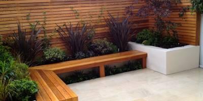 Jardines de estilo moderno de Garden Club London