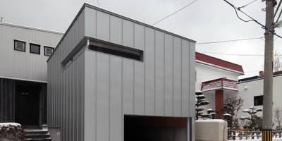 +Garage: 株式会社コウド一級建築士事務所が手掛けた家です。