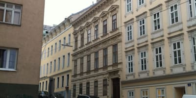 Bestandsfoto Fassade Rufgasse:   von Architekt DI Bernd Brandner
