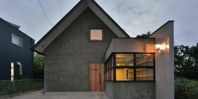 守山の家: Nobuyoshi Hayashiが手掛けた家です。