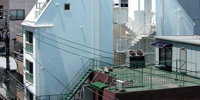 ワンルームマンション2: ユミラ建築設計室が手掛けた家です。