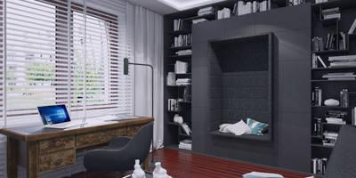 غرفة المعيشة تنفيذ The Vibe