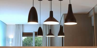 Bosque da Saúde II: Salas de jantar modernas por MeyerCortez arquitetura & design