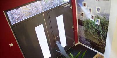Eingangsbereich:  Praxen von Büro Köthe