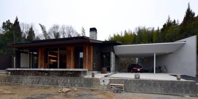 西条の家 HOUSE IN SAIJOU: 飯塚建築工房が手掛けた家です。