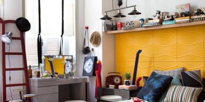 Habitaciones de estilo moderno por Emmilia Cardoso Designers Associados