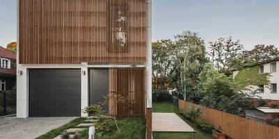 modern Houses by Peter Ruge Architekten