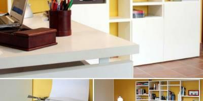 studio: Studio in stile in stile Moderno di OGARREDO