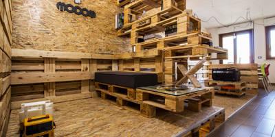 MODOM Office - Modular Work Space:  in stile  di MODOM srl
