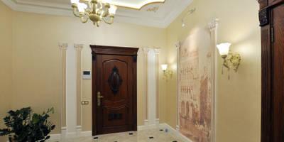Реализация Дома: Коридоры, прихожие, лестницы в . Автор – Tutto design