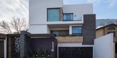 Case in stile in stile Moderno di URBN