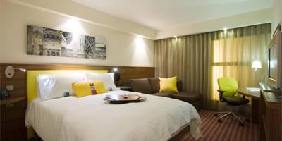 Hampton by Hilton Brand Development :  Hotels by Rethink Interiors Ltd
