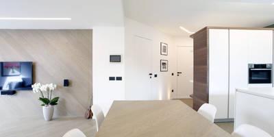 Salas de estar modernas por arch@lemayr-thomas