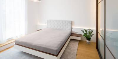 Schlafzimmer: moderne Schlafzimmer von Kathameno Interior Design e.U.