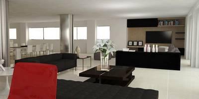 Ruang Keluarga by COLECTIVO CREATIVO