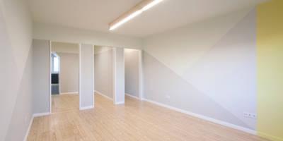 Salas de estilo ecléctico por BL Design Arquitectura e Interiores