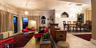 House Riana Scheepers:   by Coetzee Alberts Architects