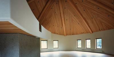 建築展2016・オープンハウスのお知らせ: 松井建築研究所が手掛けたリビングです。