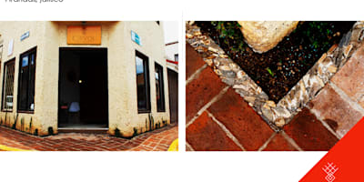 REMODELACIÓN   EXHIBIDOR CÉRVOL: Espacios comerciales de estilo  por CÉRVOL