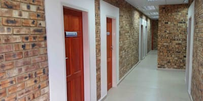 Commercial Renovation:  Office buildings by DG Construction