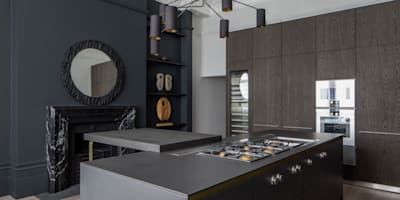 Kitchen - Belsize Park : modern Kitchen by Roselind Wilson Design
