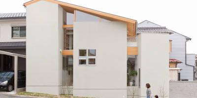 山科の家: ALTS DESIGN OFFICEが手掛けた家です。