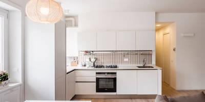 modern Dining room by Archenjoy - Studio di Architettura -