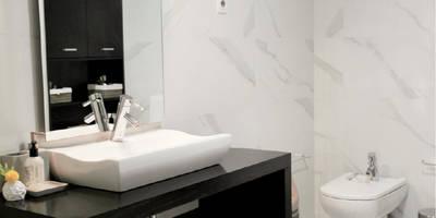 Baños de estilo  por Ci interior decor