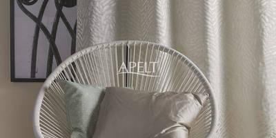 Art. 3312, CASINO, IMPERIAL: moderne Wohnzimmer von APELT STOFFE