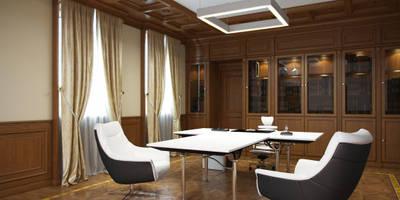 кабинет: Офисные помещения в . Автор – Ожогин Сергей