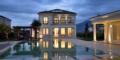 Casas modernas por Studio Marco Piva