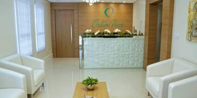 Clinics by Angélica Hoffmann Arquitetura e Interiores