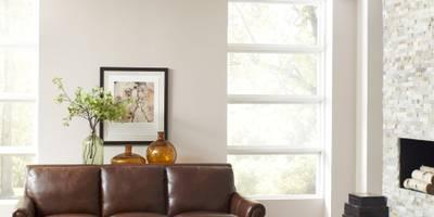 CASA BRUNO ventilador de techo Hugh para habitaciones pequeñas y techos bajos:  de estilo  de Casa Bruno American Home Decor