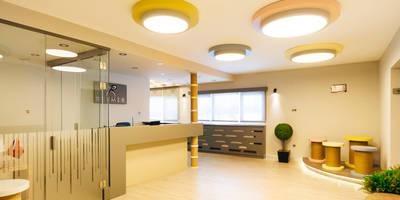 Commercial Spaces by Bilgece Tasarım