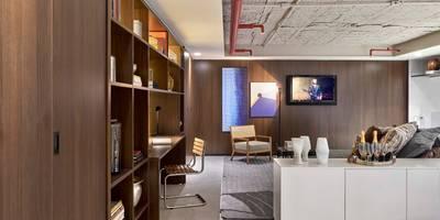 Projekty,  Salon zaprojektowane przez BEP Arquitetos Associados