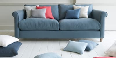 Loaf's NEW clever linen fabric range:  Household by Loaf