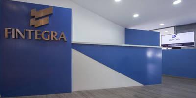 Finhol - DIN Interiorismo: Estudios y oficinas de estilo moderno por DIN Interiorismo
