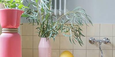 Neugestaltung Küche, Flur und Schafzimmer: skandinavische Küche von Berlin Interior Design