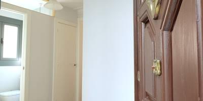 Pasillos, vestíbulos y escaleras de estilo  por GPA Arquitectura