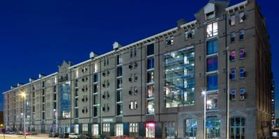 Jobsveem : industriële Huizen door Mei architects and planners