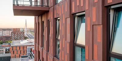 De Verkenner: moderne Huizen door Mei architects and planners