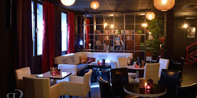 Klub muzyczny: styl , w kategorii Bary i kluby zaprojektowany przez BR design studio