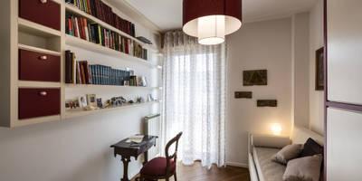Ristrutturazione Appartamento Trieste: Studio in stile in stile Classico di Elia Falaschi Photographer