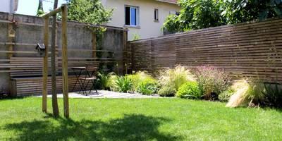 écrin lumineux: Jardin de style de style Moderne par Constans Paysage
