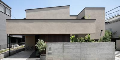 Projekty, nowoczesne Domy zaprojektowane przez atelier137 ARCHITECTURAL DESIGN OFFICE