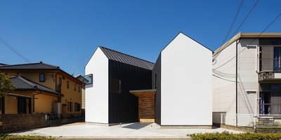 haus-duo: 一級建築士事務所hausが手掛けた家です。