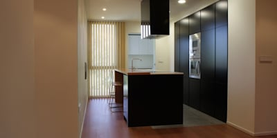 minimalistic Kitchen by ATYCO