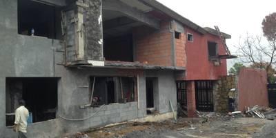 AYALA Proyectos y Construccion: Casas de estilo moderno por AYALA Proyectos y Construccion
